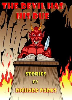 The Devil Has His Due-ebook cover