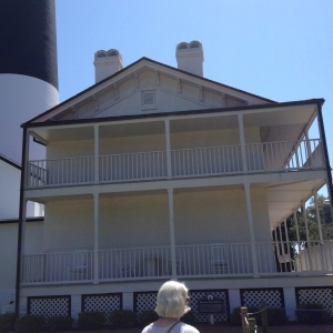 Pensacola-Lighthouse-Keepers Quarters