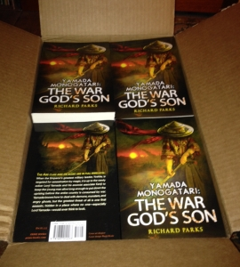 War Gods Son - Box of Books