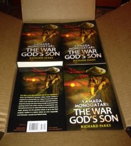 War Gods Son - Box of Books
