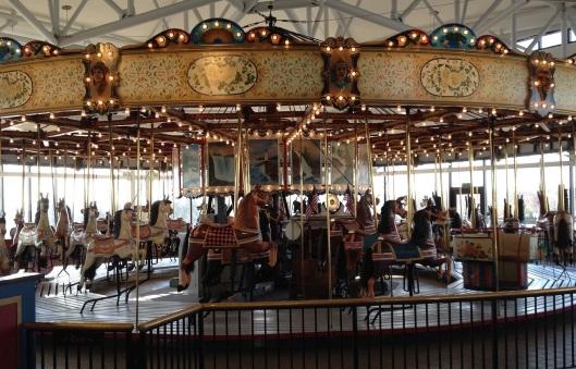 Herschell-Spillman Carousel-1915